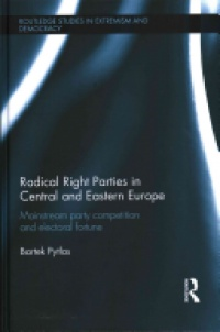 Bartek Pytlas - Radical Right Parties in Central and Eastern Europe: Mainstream Party Competition and Electoral Fortune
