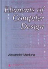 Meduna A. - Elements of Compiler Design