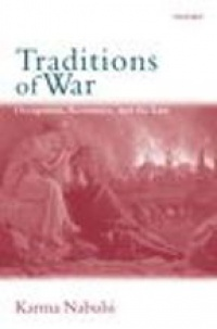 Nabusi - Traditions of War: Occupation, Resistance, and the Law