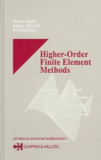 SOLIN - Higher-Order Finite Element Methods