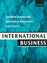 Harrison A. - International Business