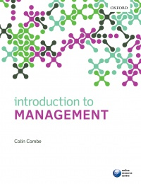 Combe, Colin - Introduction to Management