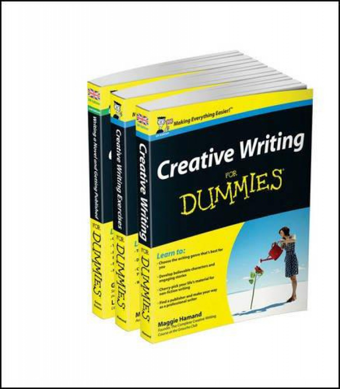 creative writing for dummies pdf Writing your own short story throughout the unit we have learned about all of the elements that make up a short story and the important.