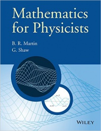 Brian R. Martin,Graham Shaw - Mathematics for Physicists