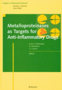 Bottomley K. - Metalloproteinases as Targets for Anti-Inflammatory Drugs