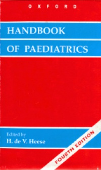 Heese H. - Oxford Handbook of Paediatrics