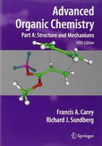 Carey - Advanced Organic Chemistry