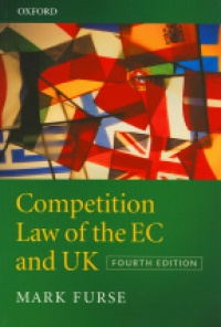 Furse - Competition Law of the EC