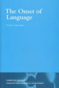 Masataka N. - The Onset of Language