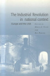 Mikulas Teich , Roy Porter - The Industrial Revolution in National Context: Europe and the USA