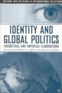 Patricia Goff - Identity and Global Politics