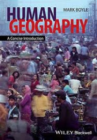 Mark Boyle - Human Geography: A Concise Introduction