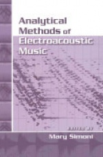 Analytical Methods of Electroacoustic Music