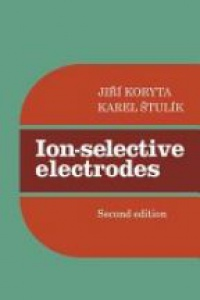 Koryta - Ion-Selective Electrodes