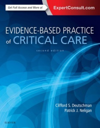 Deutschman, Clifford S. - Evidence-Based Practice of Critical Care