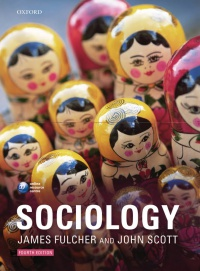 Fulcher, James; Scott, John - Sociology