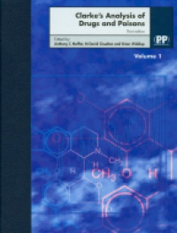 Moffat C. - Clark´s Analysis of Drugs and Poisons, 3rd ed., 2 Vol. Set + CD-Rom