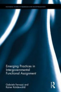 FERRAZZI - Emerging Practices in Intergovernmental Functional Assignment