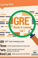 GRE Words in Context -- List 1
