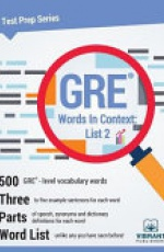 GRE Words in Context -- List 2