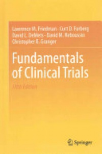 Friedman - Fundamentals of Clinical Trials