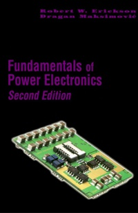 Erickson - Fundamentals of Power Electronics
