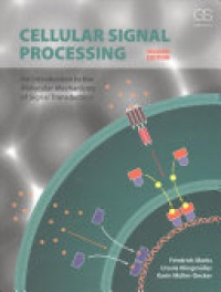 Friedrich Marks, Ursula Klingmüller, Karin Müller-Decker - Cellular Signal Processing: An Introduction to the Molecular Mechanisms of Signal Transduction