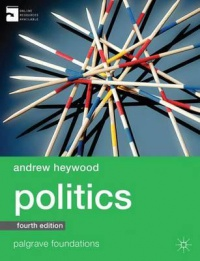 Andrew Heywood - Politics