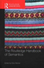 The Routledge Handbook of Semantics