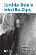 Geotechnical Design for Sublevel Open Stoping