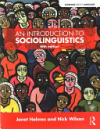 Janet Holmes, Nick Wilson - An Introduction to Sociolinguistics