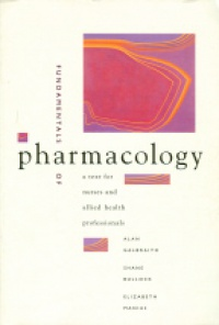 Galbraith A. - Fundamentals of Pharmacology