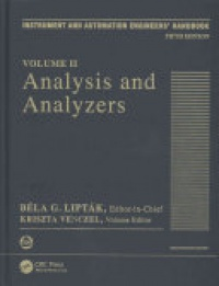 Bela G. Liptak,Kriszta Venczel - Analysis and Analyzers