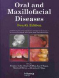Crispian Scully,Stephen Flint,Stephen R. Porter,Kursheed Moos,Jose Bagan - Oral and Maxillofacial Diseases