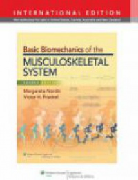 Nordin M. - Basic Biomechanics of the Musculoskeletal System
