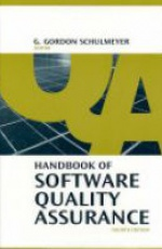 Handbook of Software Quality Assurance, 4th Edition