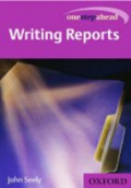 One Step Ahead Writing Reports