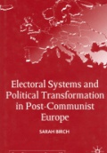 Electoral Systems and Political Transforamation  in Post