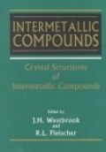 Intermetallic Compounds: Magnetic, Crystal Structures of Intermetallic Compounds