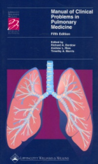 Bordow R.A. - Manual of Clinical Problems in Pulmonary Medicine