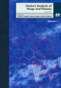Clark´s Analysis of Drugs and Poisons, 3rd ed., 2 Vol. Set + CD-Rom