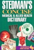 Stedmans Concise Medical and Allied Health Dictionary