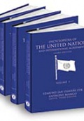 Encyclopedia of the United Nations and International Agreements, 4 Vol. Set
