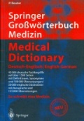 Medical Dictionary - Deutsch-Engl./Engl.-German