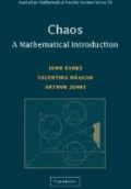 Chaos A Mathematical Introduction
