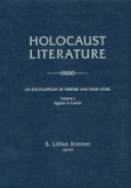 Holocaust Literature, 2 Vol. Set