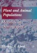 Plant and Animal Populations: Methods in Demography
