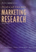 Marketing Research: State of the Art Perspectives