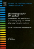 Chromatography, 2 Vol. Set: Fundamentals and Applications of Chromatography and Related Differential Migration Methods