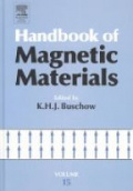 Handbook of Magnetic Material, Volume 15